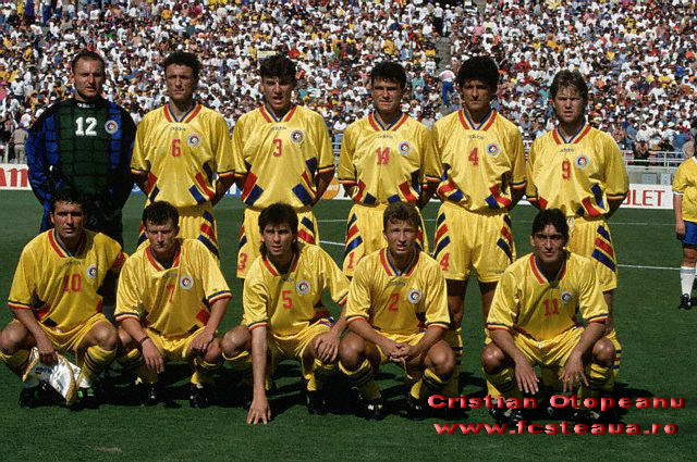 romanian world cup soccer team the lone wolf