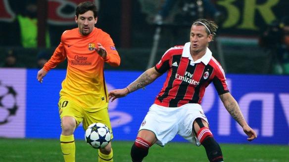 FBL- EUR-C1-AC MILAN-FC BARCELONA