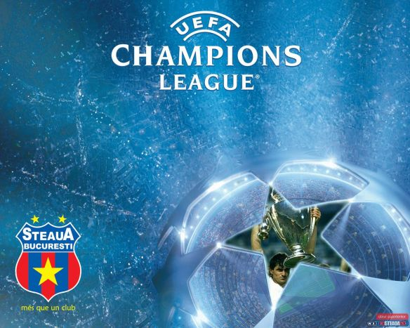 STEAUA-Bucharest UEFAChampions-League-